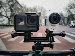 旗舰运动相机谁更强?索尼X3000拍摄效果对比黑狗5