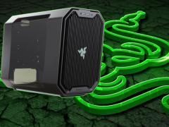 电竞信仰加成的游戏魔方 安钛克Cube-Razer机箱