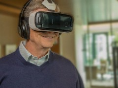 VR新鲜报:比尔盖茨开通了Gear VR的内容频道