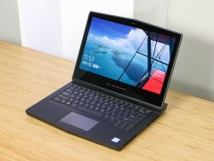 七代i7+GTX 1060 Alienware 13 OLED版评测