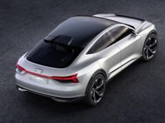 每周电动出行资讯盘点:奥迪电动掀背轿跑E-Tron发布