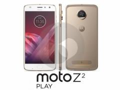 Moto Z2 Play渲染图曝光 延续模块化设计
