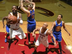VR新鲜报:与 NBA 球星近在咫尺!VR 球赛值得期待