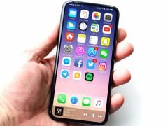 再也不怕没电了 曝iPhone8采用双电池双主板设计图