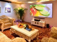 大美生活 明基激光超投电视打造家庭娱乐新中心