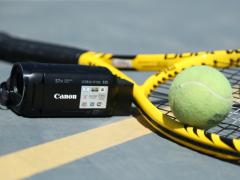加油吧网球小公主!亲子DV鉴证孩子成长中的重要时刻
