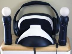 VR新鲜报:再也不用发愁你的 VR 设备没地方放了!