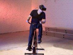 狂瘦50斤!VR 自行车的减肥大法