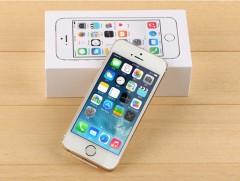 每日机情:昔日经典iPhone 5s低至1699元