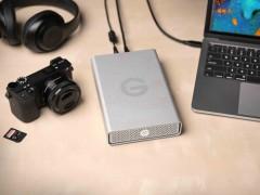 G-Technology推出新款G-DRIVE USB-C外接式硬盘