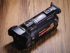 轻松拍出电影镜头效果 松下WXF995摄像机评测