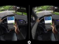 让你体验一次开车时玩手机的车祸 下次你还会看吗?