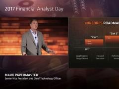 AMD称Zen 3 处理器架构会推进至 7nm FinFET+
