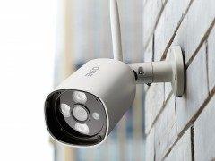 户外监控无压力  360智能摄像机1080P防水版评测