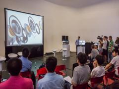 艺术推动科技发展 戴尔跨界对话摄影师沙龙