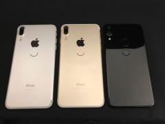 iPhone8就长这样了?疑似iPhone8视频曝光