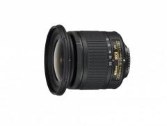 尼康发布AF-P DX尼克尔10-20mm f/4.5-5.6G VR镜头