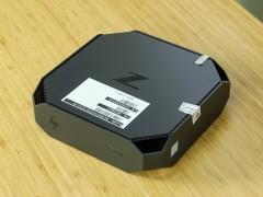 性能PK台机 体积小得可怕 惠普HP Z2 mini工作站评测