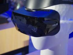 微软在COMPUTEX 2017上亮相首款华硕MR头戴装置