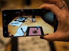 VR卖房,VR看车,VR小视频,现在VR还能点菜了!