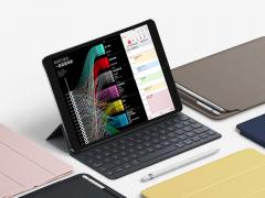 苹果发布10.5英寸全新iPad Pro 硬件改变历来最大