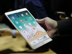 10.5英寸新iPad Pro上手图赏 边框更窄操作更简单