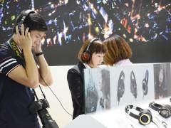 铁三角耳机集中亮相上海CES ASIA   你能认得几款?