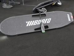 史上最装逼两轮滑板? Yiiboard电动滑板亮相上海CES