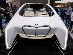 超前卫风格 宝马CES展示未来移动座舱概念车