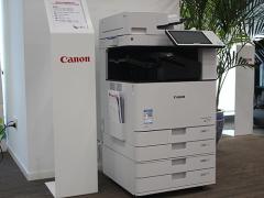 十分商务 佳能iR-ADV C3530彩色数码复合机试用评测
