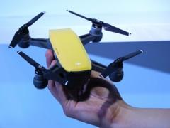 """一台会飞的自拍相机 大疆Spark""""晓""""无人机视频体验"""