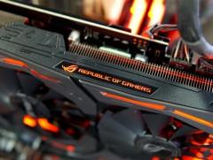 性能更强温度更低 华硕ROG GTX1080-11GBPS显卡评测