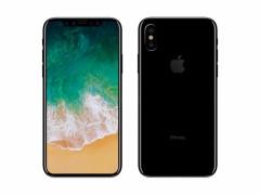 全面屏设计屏占比无敌 iPhone 8机模与iPhone 7P对比