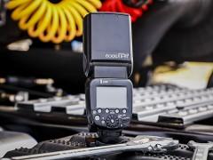 无线闪灯新玩法 佳能600EX II -RT实战人像拍摄