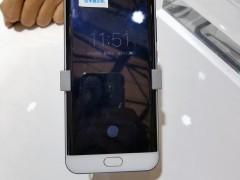 全面屏手机标配 MWCS高通发布超声波屏内指纹识别