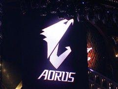 技嘉AORUS品牌发布会在京举行 多款新品亮相