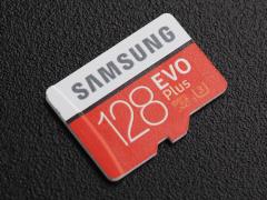 手机扩容最佳选择 三星128GB EVO Plus Micro SD评测