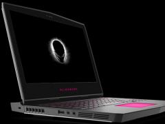 体验快速质感!戴尔外星人15游戏笔记本电脑