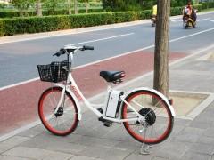 10公里内通勤多一种选择  7号共享电单车试骑体验