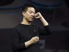贾跃亭160亿乐视网股权被冻结 回国时间依旧待定