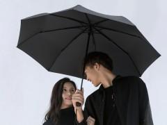 99元!米家推出一款自动折叠伞:一键开合/晴雨两用