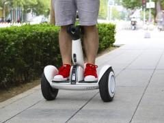 平衡车也能玩出花  小米九号平衡车Plus试玩体验