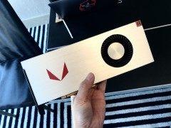 新3A平台闪亮登场 AMD公布三款RX Vega高端显卡