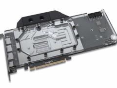 EK发布全新显卡水冷头!支持 AMD Vega 显卡