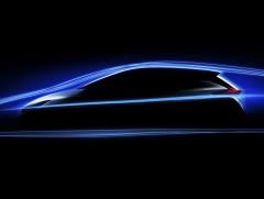 空气动力学设计成焦点 日产公布2018款Leaf新概念