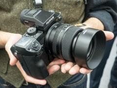 5000W像素中画幅相机 富士GFX 50s机身现售46000元