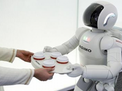 作为一个机器人 敢跟人类抢饭碗?不给你加税给谁加