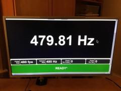 240还不够?480Hz显示器原型机已经开始测试