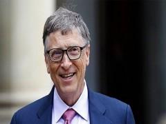 全球首富比尔盖茨,捐献市值46亿美元股票!