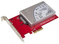 你的U.2接口SSD无处可插了?别怕 有PCIe转接卡